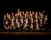 2018 MHS Band Group Shots
